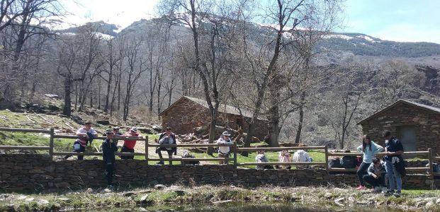 La Dehesa del San Juan : un bosque humanizado en Sierra Nevada,  Reserva de la Biosfera