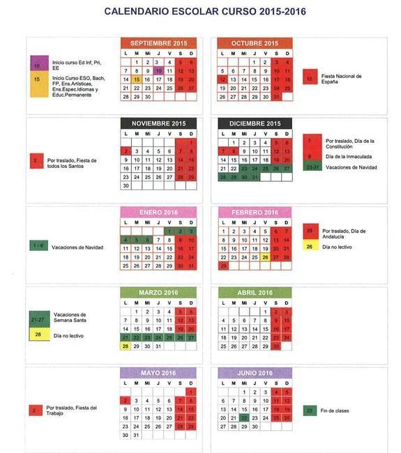 calendario escolar 2015_16