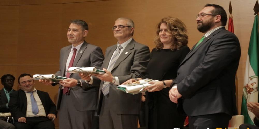 La Junta de Andalucía premia la trayectoria de nuestro centro