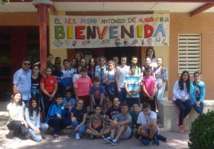 Jornada de acogida para el alumnado de 1º ESO del curso 2017/18