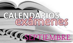 Exámenes de Septiembre: ESO, ESA, Bachillerato, Semipresencial