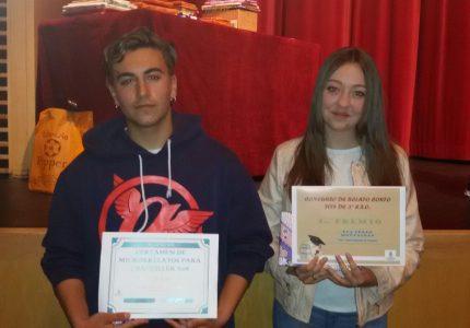 Enhorabuena a los ganadores del certamen literario de la Biblioteca Municipal de Guadix