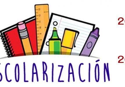 Escolarización 2020/21