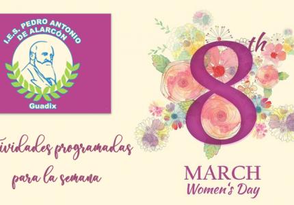 8 de Marzo – Día internacional de la mujer